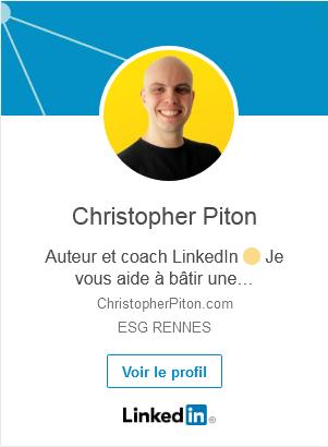 Badge Christopher Piton
